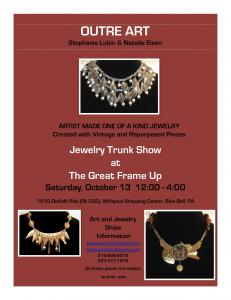 Art And Jewelry Trunk Show